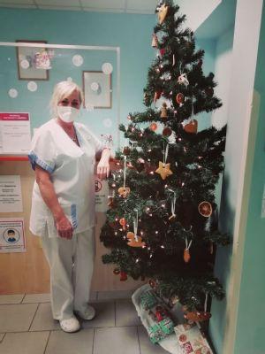 O vánoční atmosféru vříčanské nemocnici pacienti nepřijdou