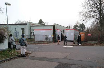 V říčanské nemocnici byla ve spolupráci s městem Říčany navýšena kapacita odběrového místa
